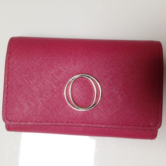 Oroton Wallet Coin Purse Authentic