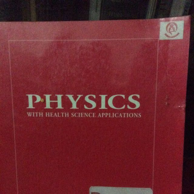 Physics For Health Science Urone