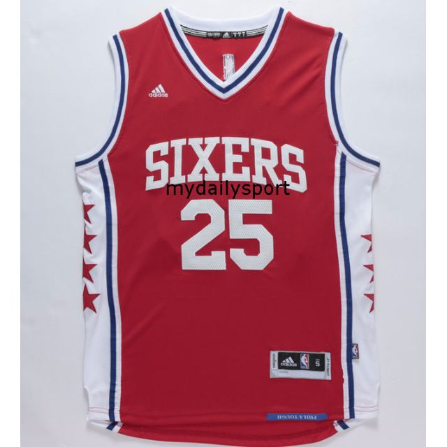 lowest price 91b86 ef633 [PO] NBA Philadelphia 76ers Sixers Ben Simmons Swingman Jersey