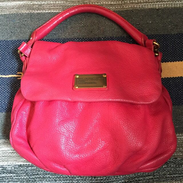 46ef329ee5 PRELOVED Marc by Marc Jacobs Classic Q Little Ukita., Luxury, Bags ...