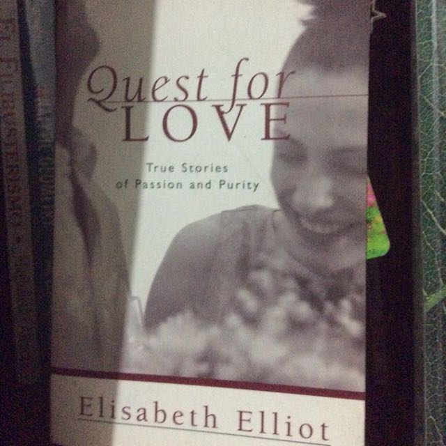 Quest For Love By Elliot