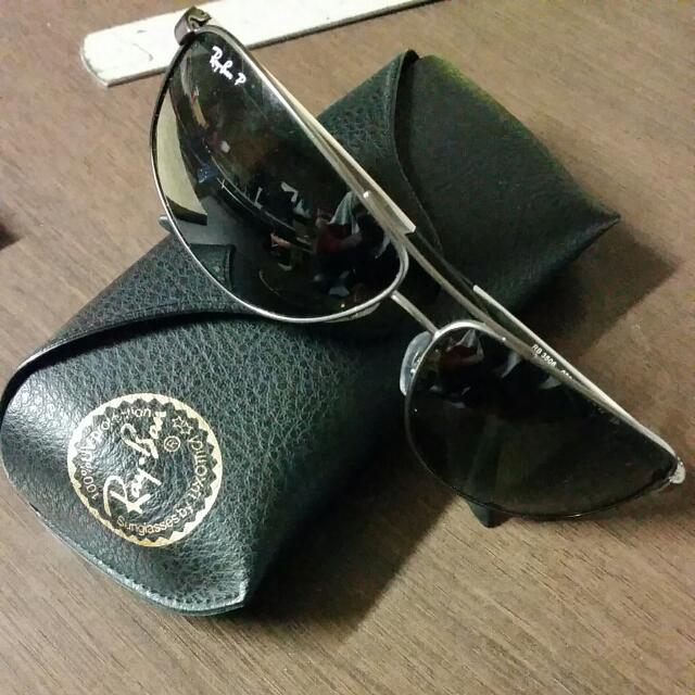 Ray Ban P (Authentic)