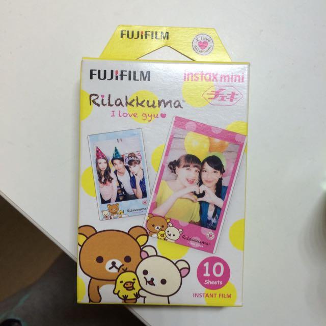 Rilakkuma Polaroid Film