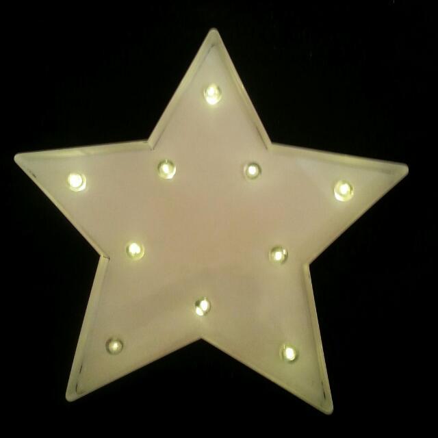 Star Light Lamp