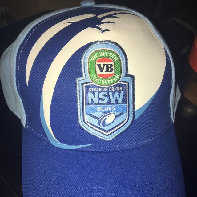 State of Origin  blues  hat