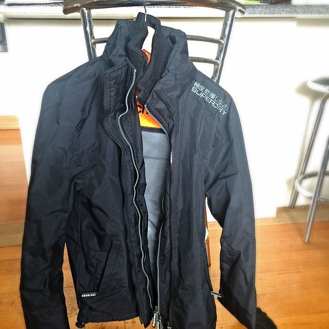 Superdry Technical Windcheater Size L