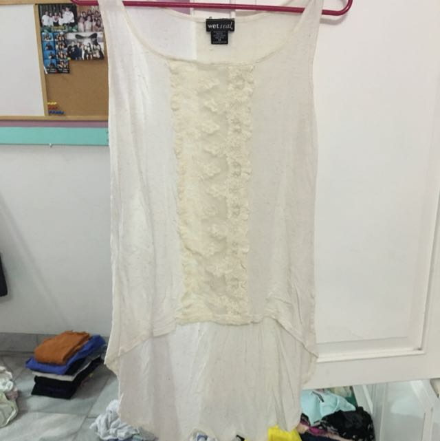 Top/Dress Wet Seal