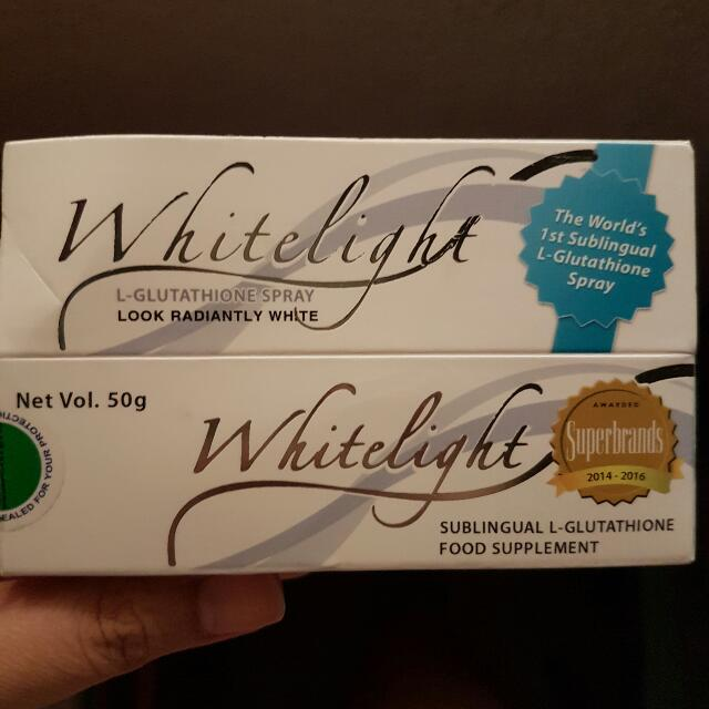 Whitelight Sublingual L-gluta