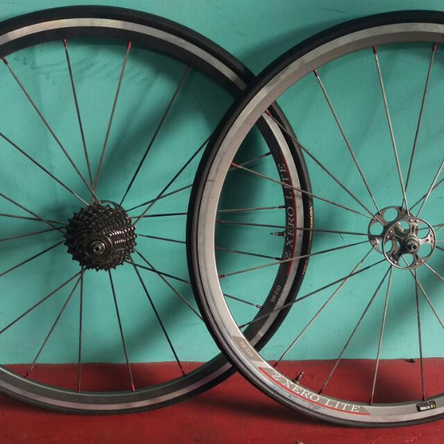 XERO LITE 650B Wheelset