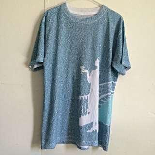 Great Gatsby Lithograph Shirt