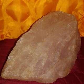 愛情來了 粉晶石找主人 己淨化