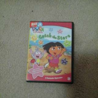 Catch The Stars Dora DVD!