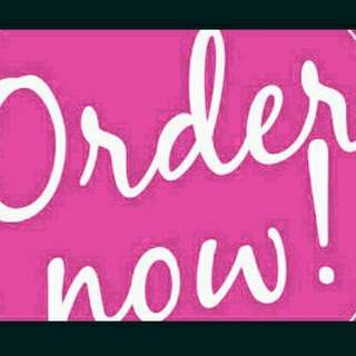 ORDER NOW !!