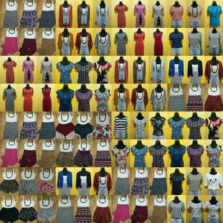 Tops,shorts,cardigans,dress