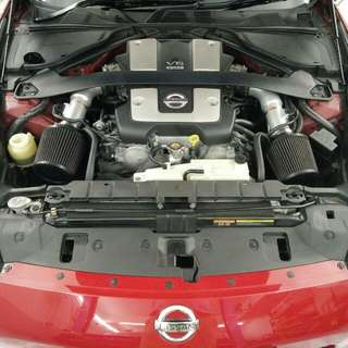 Nissan Fairlady 370z K&N Intake