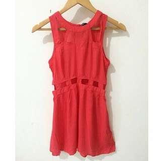 H&M Cut Out Dress /HnM Dress