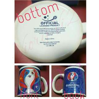 UEFA EURO 2016 Mug - Authentic Official Licensed Product