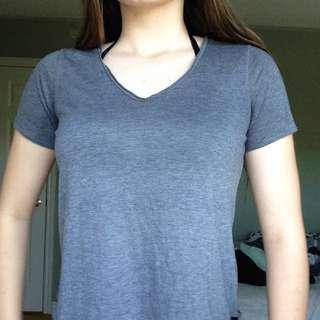 Garage t shirt (grey) - Size Medium