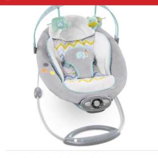 Priced Reduced Ingenuity Baby Auto Bouncer( Reserved )