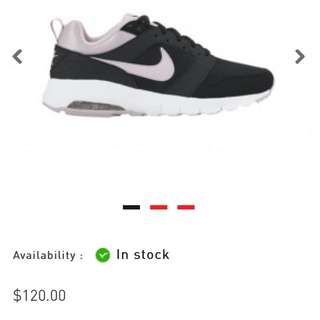 Nike Air Women's Current Stock