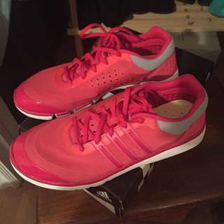 Adidas Climacool Pink Shoes
