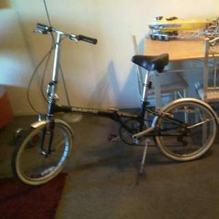 DaHon (fold Up) 20inch Bike