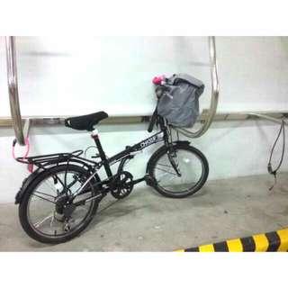 Folding Bike Chaser