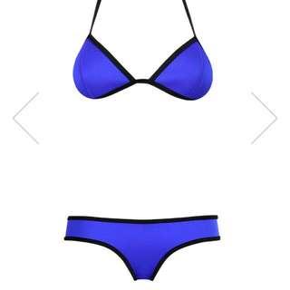 TRIANGL Bikini Malibu Blue