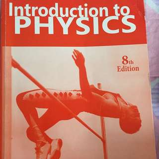 Introduction To Physics 8th Ed.
