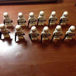 Lego 風暴兵