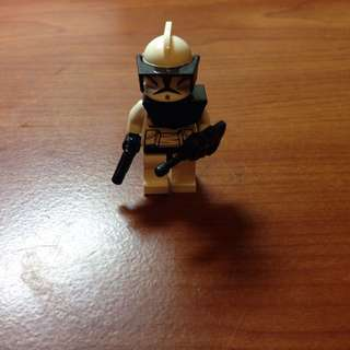 Lego 星際大戰 人偶