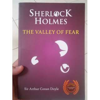 Sherlock Holmes: The Valley Of Fear (edisi indonesia)