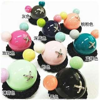 Aznavour韓國大米奇ball ball橡筋