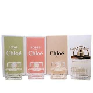 Chloe 香水禮盒四件組