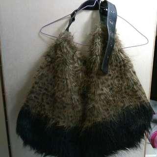 B+ab毛毛袋