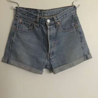 Levi's Vintage Denim Short