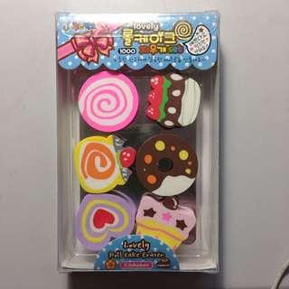 Eraser Set