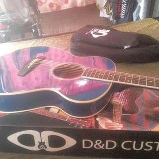 Guitar (d&d costum guitars)