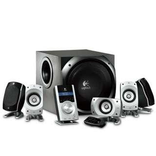 Logitech Z-5500 Digital Surround Sound System