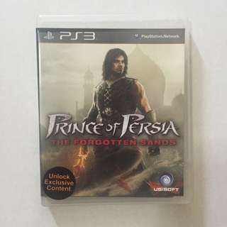 PS3 Games - Prince of Persia- The Forgotten Sands