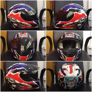 Helmet Arai full face