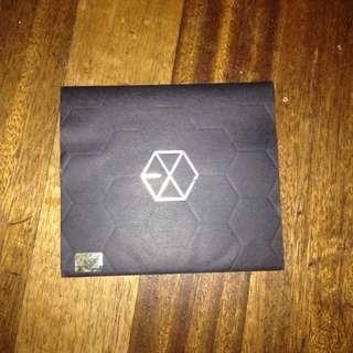 EXO MAMA EXO-M ALBUM