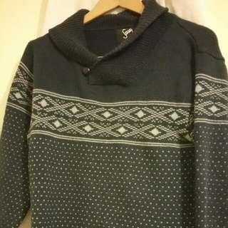 'Stray' Size S knit jumper