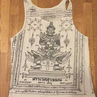 Tank-top Thai Amulet