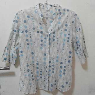 Emico Polkadot Shirt