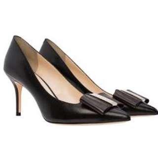 OROTON Veneer Bow Heels