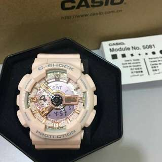 Gshock and Baby-g