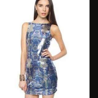 Cooper St. Deco Dazzler Dress