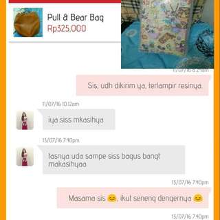 Testimony from Lovely Customer