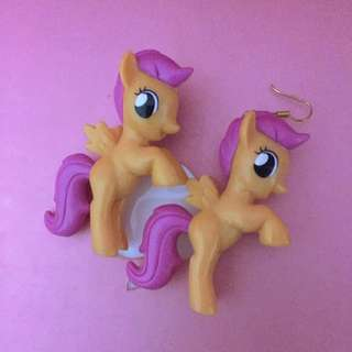 Little Pony Earing